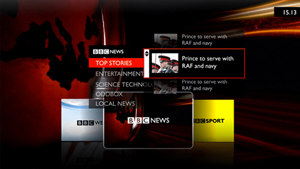 BBC News, Sports & Weather